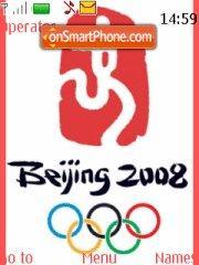 Beijing 2008 01 theme screenshot