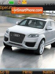 Audi Q7 V12 01 theme screenshot