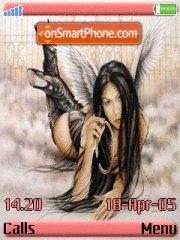 Angel 23 theme screenshot