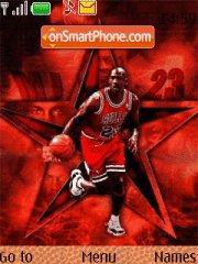 Nba Michael Jordan es el tema de pantalla
