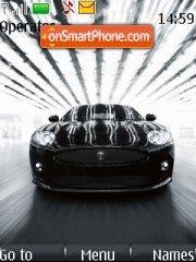 Jaguar X theme screenshot