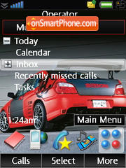 Import Tuners III theme screenshot