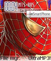 Spiderman2 es el tema de pantalla