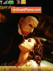 Phantom of the Opera theme screenshot