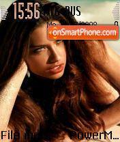 Adriana Lima 2 es el tema de pantalla