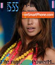 Adriana lima 2 theme screenshot