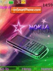 Скриншот темы Wolrd Nokia