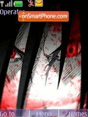 Orochimaru theme screenshot