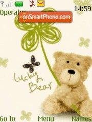 Скриншот темы Lucky Bear
