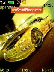 Скриншот темы Need 4 Speed 01