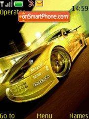 Need 4 Speed 01 tema screenshot