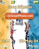 Final Fantasy Xii 01 es el tema de pantalla