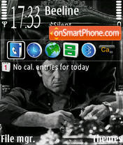 Scarface 03 theme screenshot