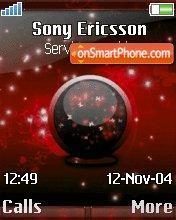 Red ball es el tema de pantalla