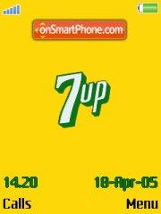 7 UP theme screenshot