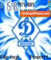 Dinamo(m)i2 theme screenshot