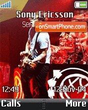 Blink 182 04 es el tema de pantalla