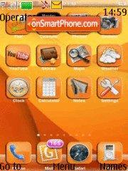Iphone 06 theme screenshot