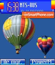 Hotairballoon theme screenshot