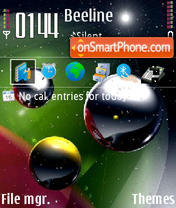 3D_by_L9.0 theme screenshot