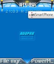 Roopax13 theme screenshot