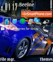 NFS by L9.0 theme screenshot