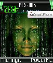 Reloaded theme screenshot