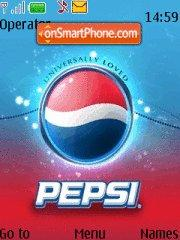 Pepsi theme screenshot