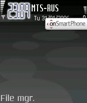 TIB theme screenshot