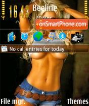 Girls pt1 by L9.0 es el tema de pantalla