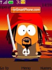 South Park Pirates Style theme screenshot