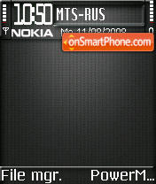 Nokia Grid Theme-Screenshot