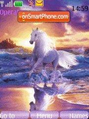 Horse theme screenshot