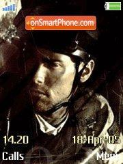 Black Hawk Down es el tema de pantalla