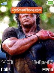 Rambo 4 es el tema de pantalla