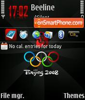 Beijing 2008 02 es el tema de pantalla
