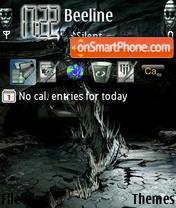 Скриншот темы Alone In the Dark