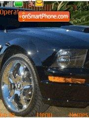 Скриншот темы Mustang Gt