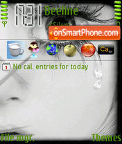 Sleza theme screenshot