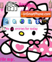 Kittybaby Theme-Screenshot
