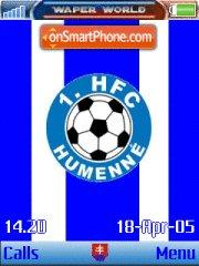 HFC Humenne theme screenshot