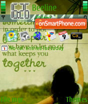 Together theme screenshot