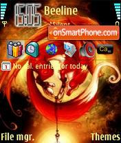 Fox theme screenshot