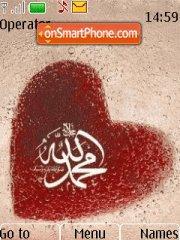 Islamic tema screenshot