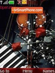 Rose-V-P Theme-Screenshot