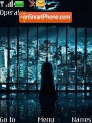 Batman - The Dark Knight theme screenshot