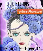 Paradise Kiss Yukari theme screenshot