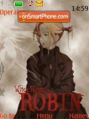 Witch Hunter Robin theme screenshot
