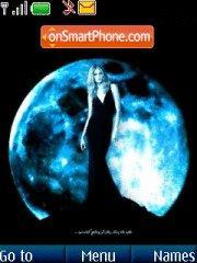 Moon Babe es el tema de pantalla