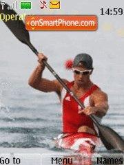 Kayak theme screenshot